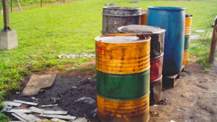 Registro de generadores de residuos o desechos peligrosos